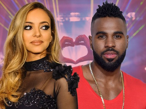 Little Mix's Jade Thirwall and Jason Derulo are totally dating right now