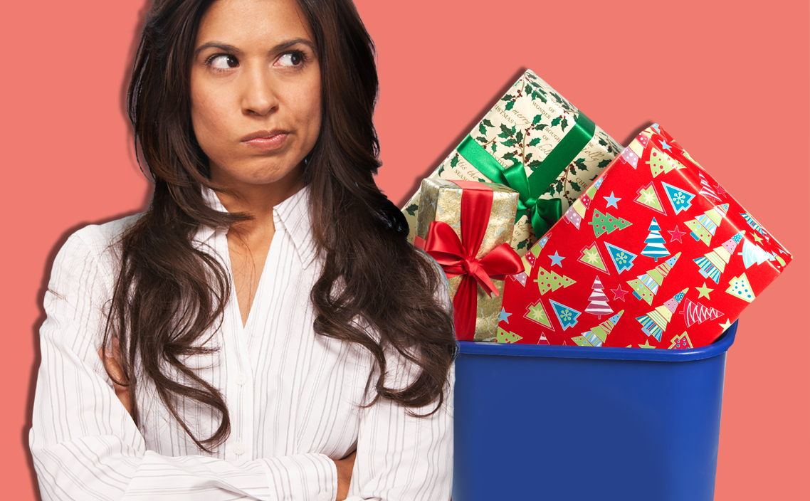xx things to do with unwanted Christmas presents Credit: Getty Images/Metro