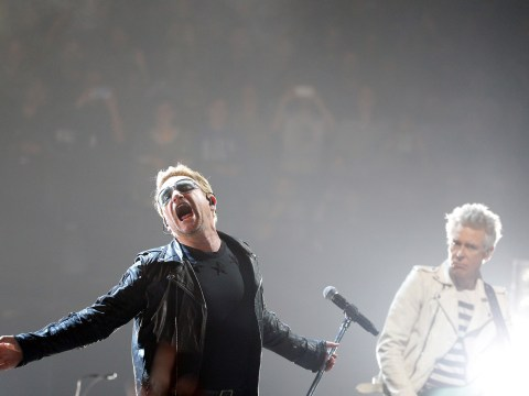 U2 pay tribute to Paris at postponed gig as they quash rumours Eagles Of Death Metal would be joining them