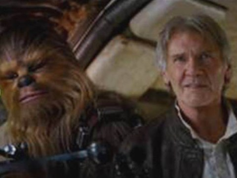 'There has been an awakening' at the box office as Star Wars: The Force Awakens smashes UK box office records