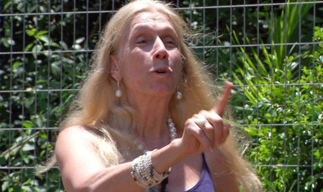 EMBARGO, NOT TO BE USED BEFORE 21:00 26 Nov 2015 - EDITORIAL USE ONLY - NO MERCHANDISING Mandatory Credit: Photo by ITV/REX Shutterstock (5445128ae) Bushtucker Trial - Scarier 51: Lady Colin Campbell 'I'm A Celebrity...Get Me Out Of Here!' TV Programme, Australia - 26 Nov 2015