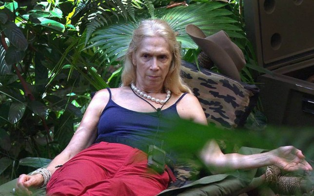 EMBARGO, NOT TO BE USED BEFORE 20:30 30 Nov 2015 - EDITORIAL USE ONLY - NO MERCHANDISING Mandatory Credit: Photo by ITV/REX Shutterstock (5455093bx) Lady Colin Campbell 'I'm A Celebrity...Get Me Out Of Here!' TV show, Australia - 30 Nov 2015 George becomes the new camp leader and appoints Lady C as his deputy