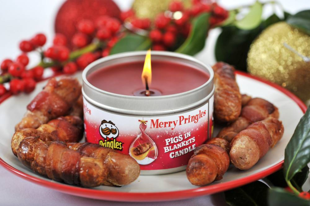 Fill your home with the smell of Pringles with these crisp-scented candles