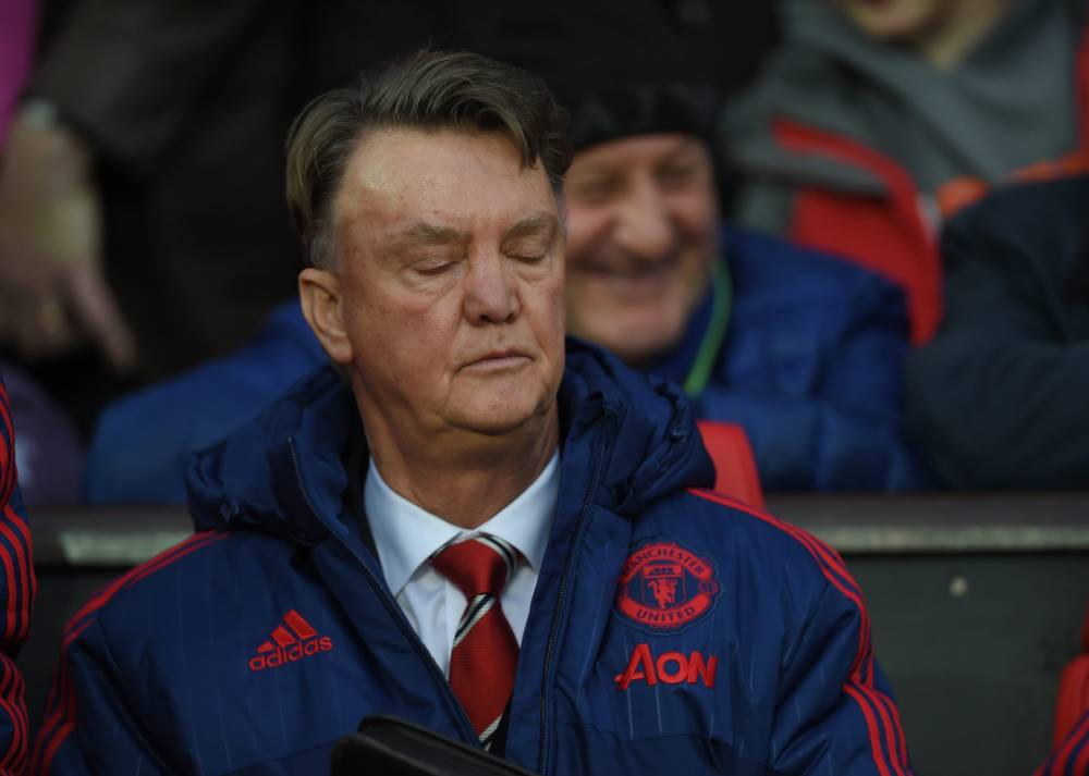 Louis van Gaal may actually be Manchester United's most boring manager ever