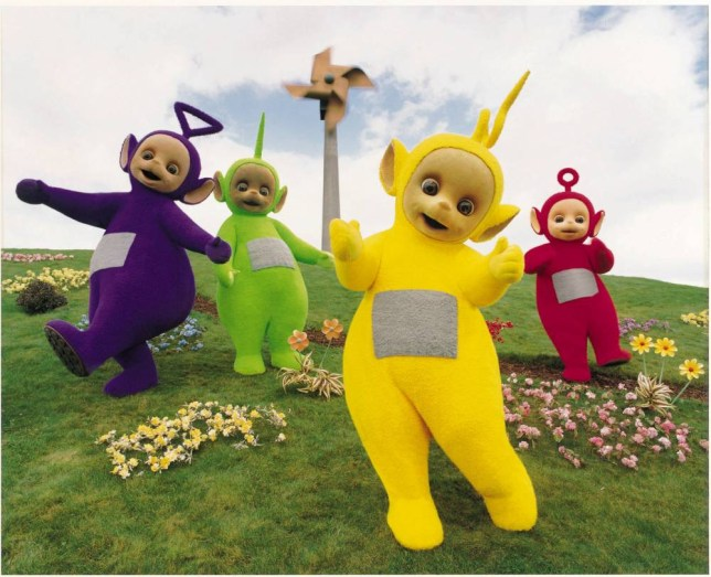 People Are Freaking Out Over Discovery That Teletubbies Are 10ft