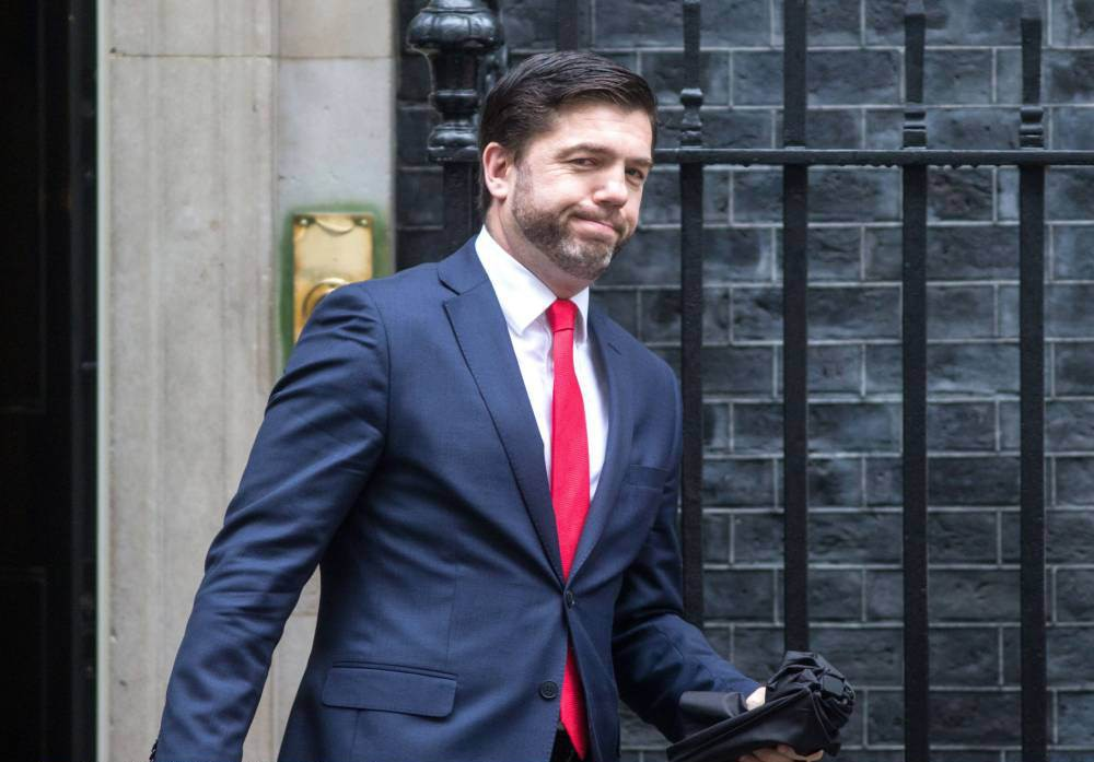 New Work and Pensions Secretary linked to 'gay cure organisation'