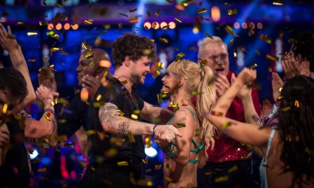 Aliona Vilani, Jay McGuiness - (C) BBC - Photographer: Guy Levy
