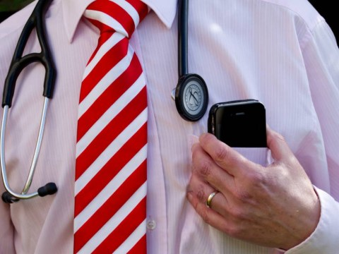 Free Wi-Fi will be provided in all NHS buildings in England, Jeremy Hunt says