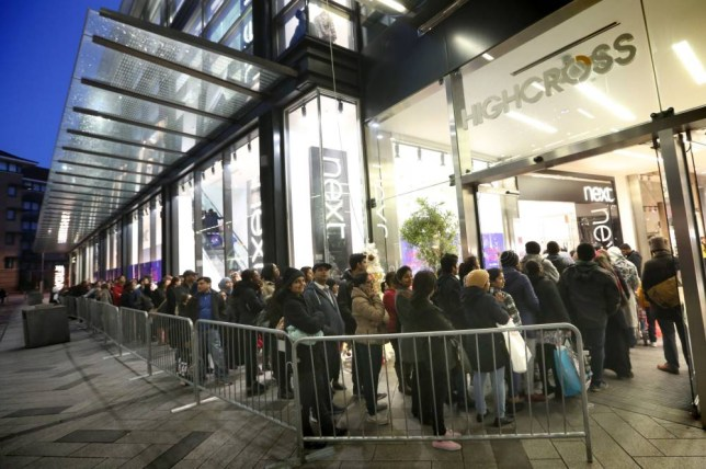 When Is Black Friday 2017 Where Had The Best Deals Last Year Metro News