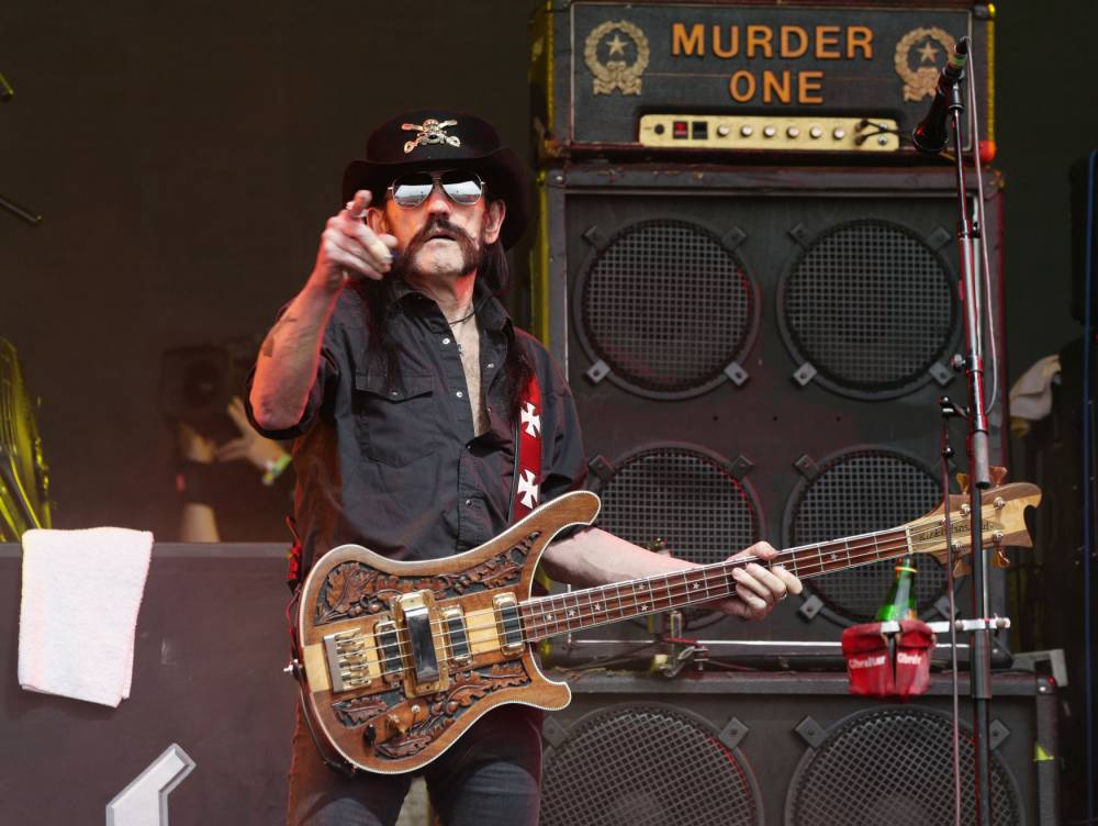 Lemmy Kilmister funeral: Watch the live stream of the memorial here
