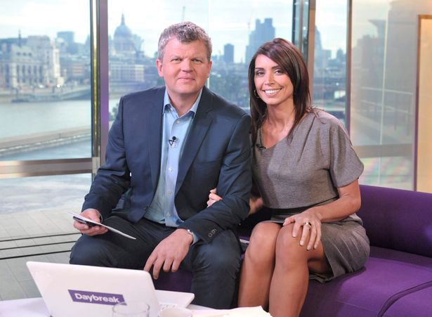 Adrian-Chiles-and-Christine-Bleakley