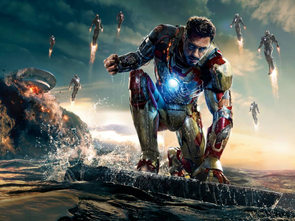 Robert Downey Jr just cleared up those Iron Man 4 rumours once and for all