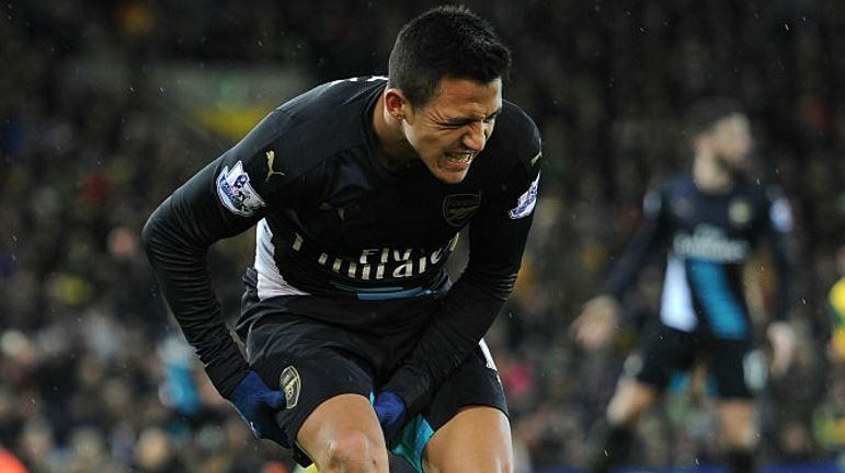 Alexis Sanchez and Theo Walcott making early Arsenal injury return