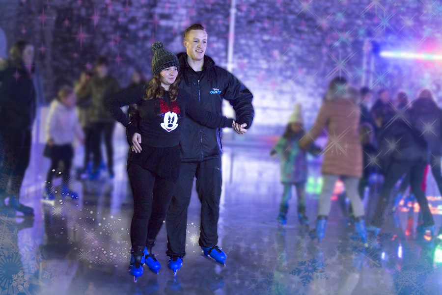 I went skating with Disney on Ice and found my inner Disney princess