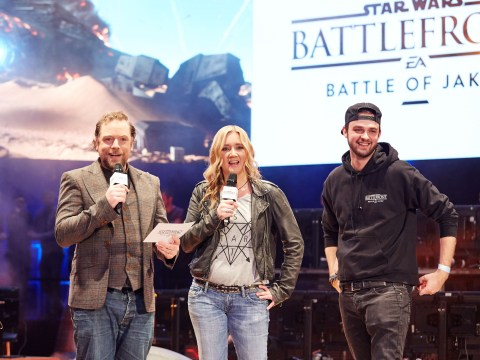 Star Wars: Battlefront – Battle of Jakku – What I found out at the world premiere