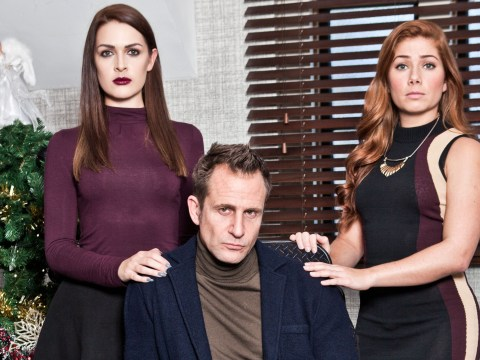 Hollyoaks star Anna Passey reveals Nico and Sienna twists and Patrick Blake's shock death