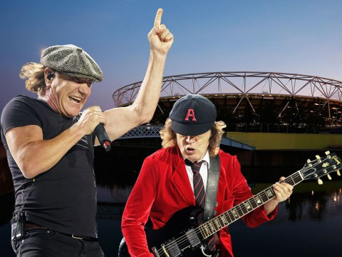 Ageing rockers AC/DC will be the first to play revamped Olympic Stadium on fresh UK tour