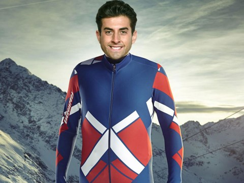 TOWIE's James 'Arg' Argent promises 'great entertainment' as he signs up for The Jump