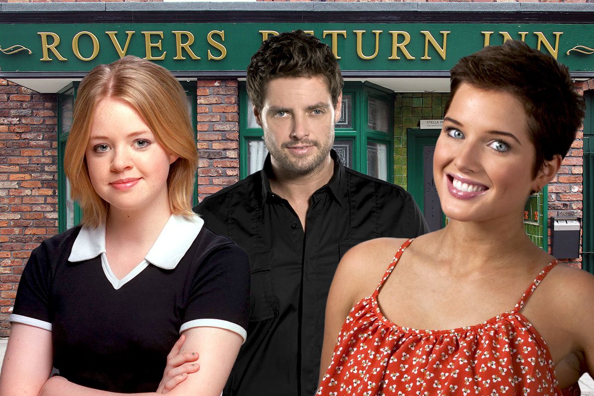 Boyzone fans rejoice. Coronation Street 'want to bring back Keith Duffy's classic character' Rex