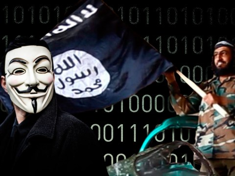 Isis launch counter-attack in all-out cyberwar with Anonymous