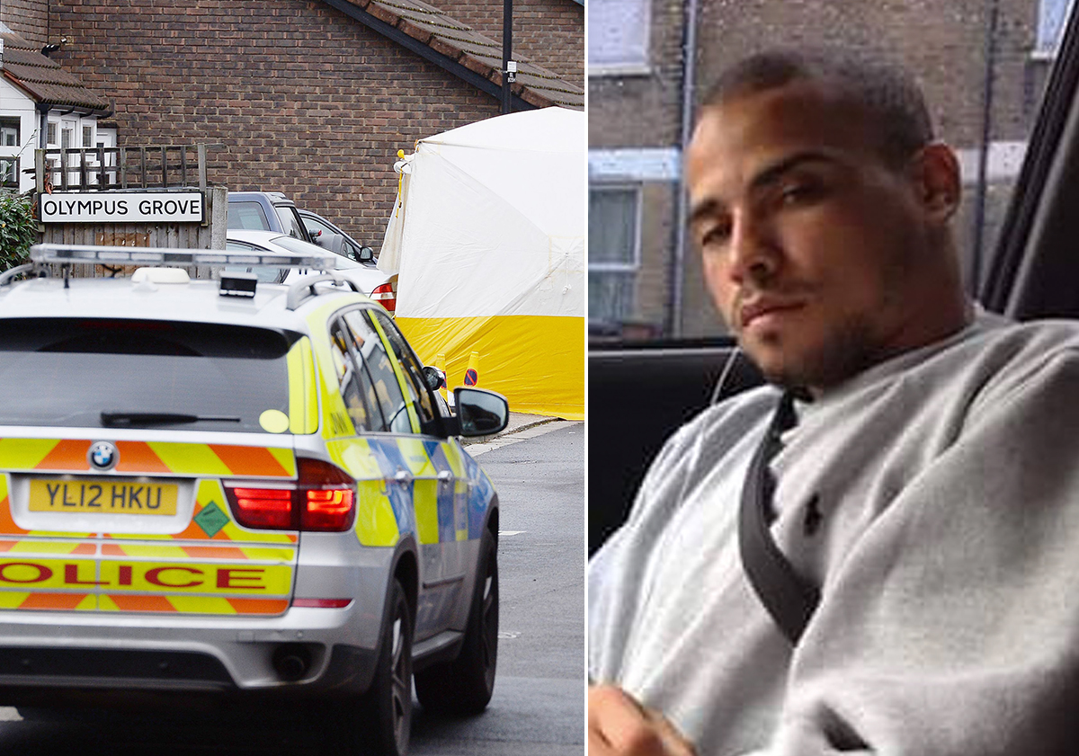 Man shot dead by police in Wood Green named as dad-of-two Jermaine Baker as four charged over prison break attempt