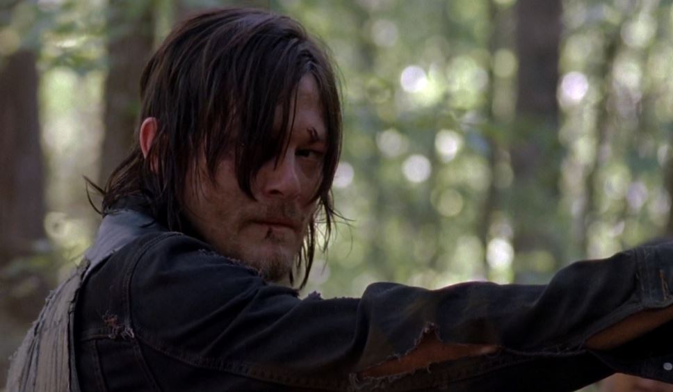 The Walking Dead's Norman Reedus was bitten by a fan at a zombie convention