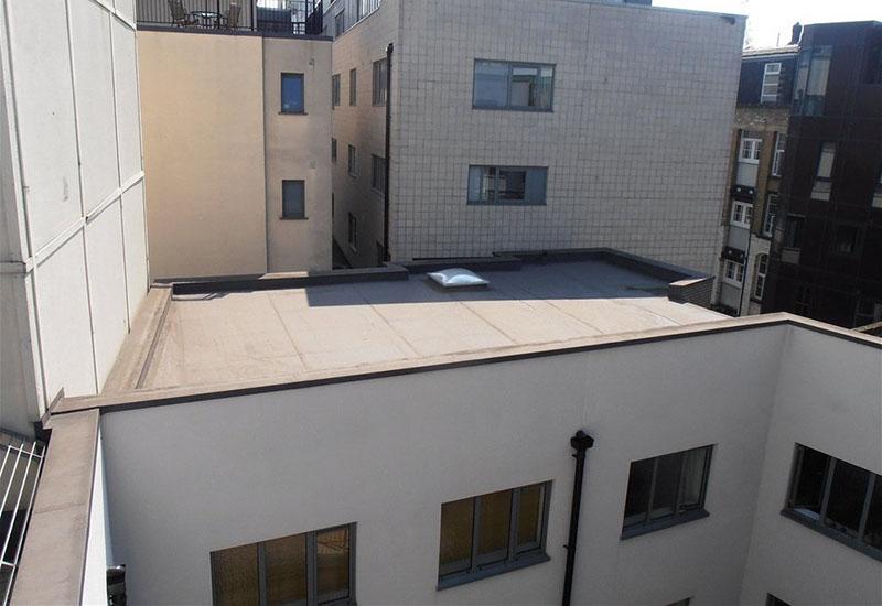 'Unique patch of roof' on sale for half a million