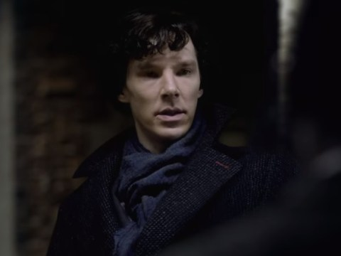 A Sherlock crossover has finally happened! Holmes and John meet Luther – and they don't get on