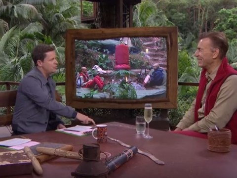 Duncan Bannatyne leaves I'm A Celebrity with a thing or two to say about Lady C