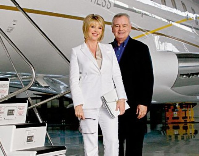 Television programme: Eamonn & Ruth: How the other half live