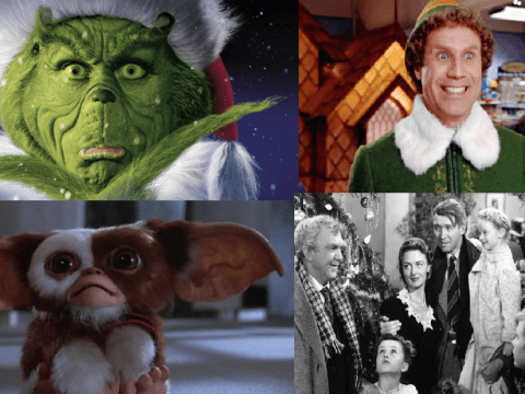10 of the best Christmas films available on NOW TV