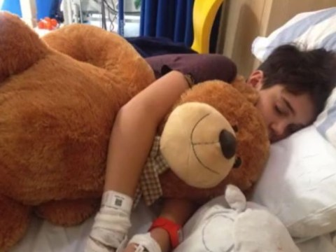 Mum pleads for parents to learn more about rare Kawasaki disease after son's diagnosis