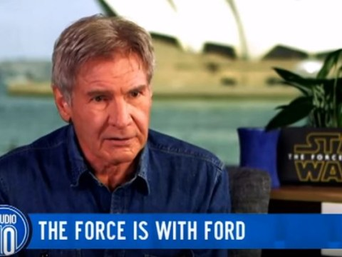 Harrison Ford totally just OWNED Donald Trump