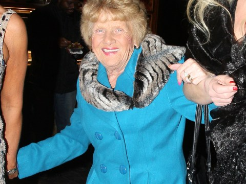 'The biggest legend': Mark and Jessica Wright pay tribute to TOWIE star Nanny Pat