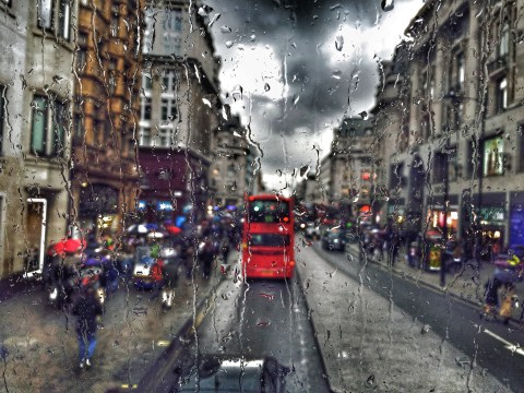 Storm Frank: Strong winds and heavy rain continue to batter Britain