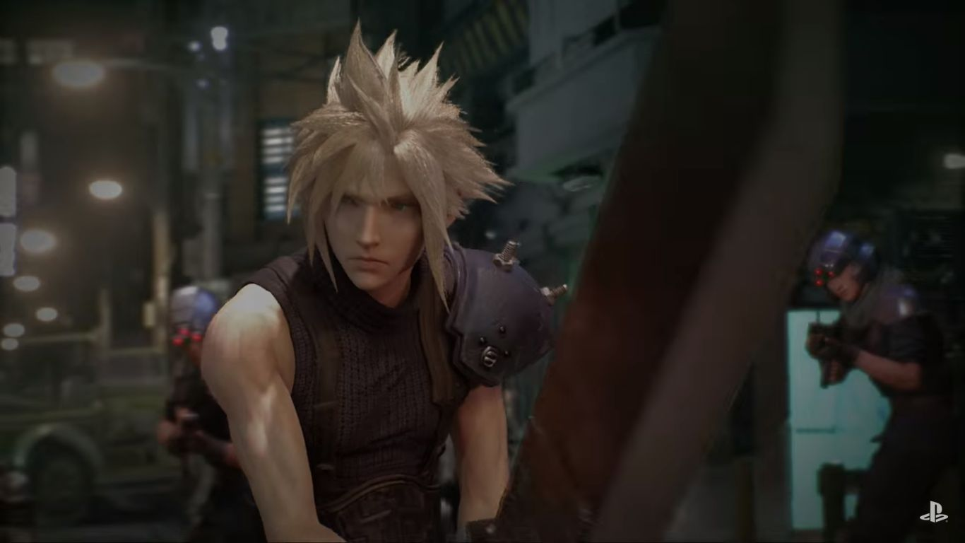 Final Fantasy VII remake - how many games will it be?