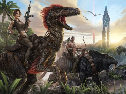 ARK: Survival Evolved Xbox One preview – riding with dinosaurs