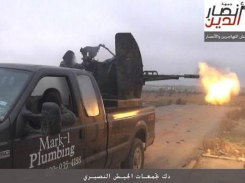 American plumber sues after his van ends up in jihadi propaganda video