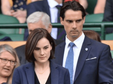 Downton Abbey star Michelle Dockery's partner John Dineen dies aged 34