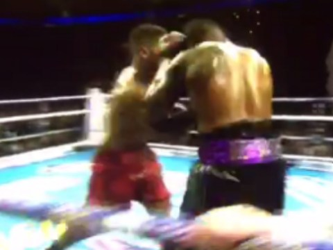 Anthony Joshua brutally knocks out Dillian Whyte to keep unbeaten record