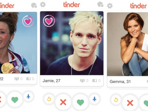 Swiping right on these celebs' Tinder accounts could save someone's life