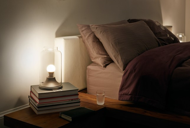 lamp could be the secret to a better night's sleep