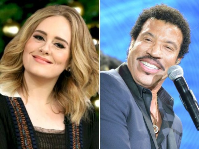 Adele Duet With Lionel Ritchie Is Already In The Works After Hello