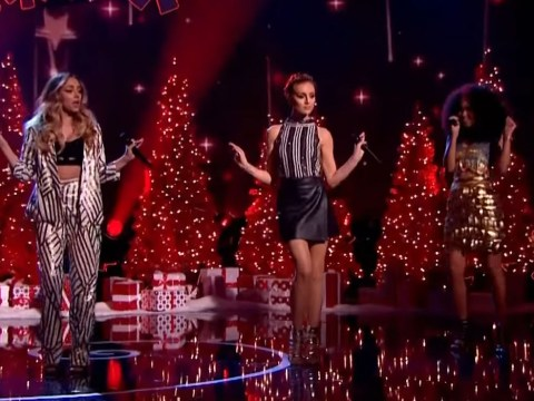 This is why Jesy Nelson missed the Text Santa Little Mix performance