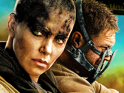 Everyone's up in arms that Mad Max: Fury Road didn't get a 2016 BAFTA nod
