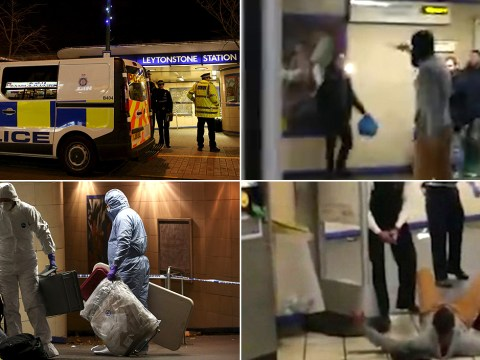 'Somebody help me': Eyewitness describes horror of Leytonstone attack