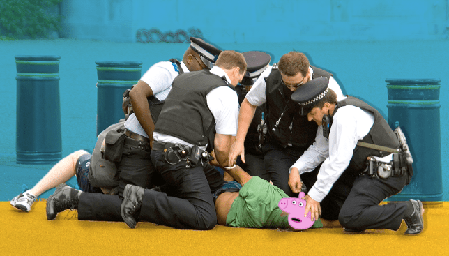 Dj In Trouble After Playing Peppa Pig Theme As Police Walked Into