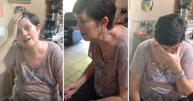 man shares heartbreaking video of caring for his mum with alzheimer's
