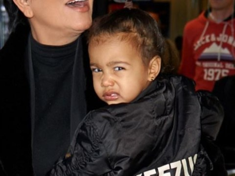 North West just posted her first tweet, and it was pretty rubbish