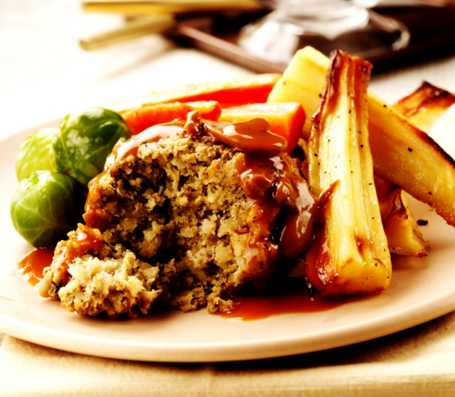 Another nut roast! (Picture: Getty)